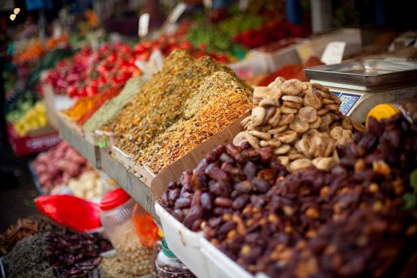 Рынок Нахалат Биньямин (Тель-Авив)