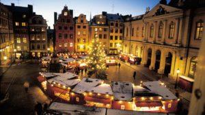 Шведская столица – Стокгольм – одна из интереснейших в мире