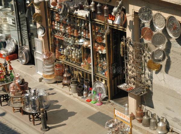 Совершая покупки в Турции, сохраняйте чеки
