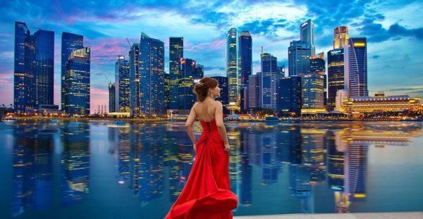 Столица государства Сингапур — одноименный город — крупный финансовый и деловой центр, один из самых современных во всей Юго-Восточной Азии