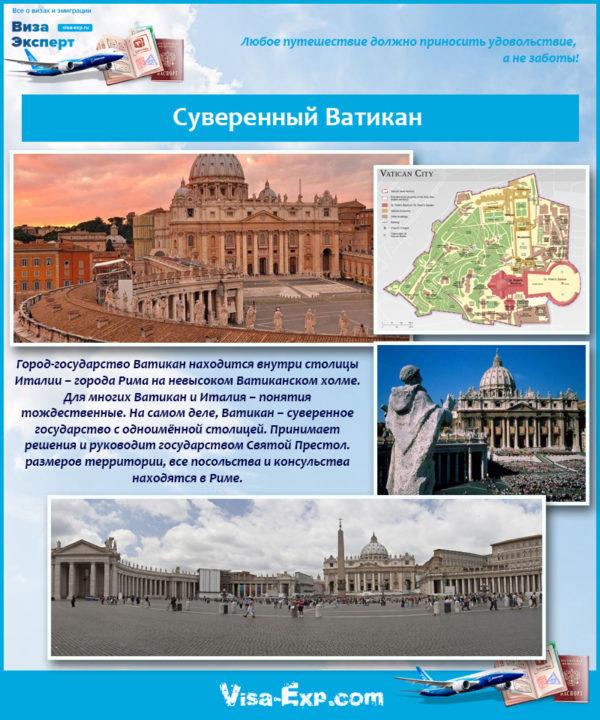 Суверенный Ватикан
