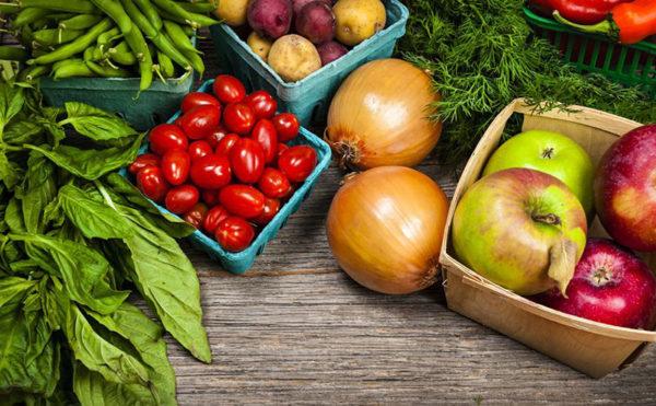 Свежие овощи и фрукты могут быть изъяты при прохождении границы