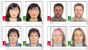 Цифровая фотография, сделанная на специальном биометрическом оборудовании, определяет индивидуальный биометрический параметр человека – расстояние между зрачками
