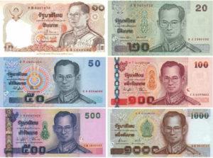 Тайский бат - фото