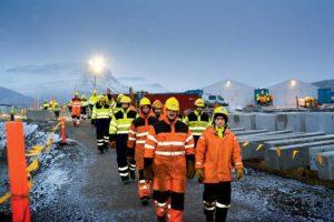Трудоустройство в Исландии