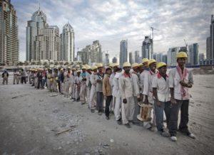 Трудовые иммигранты в Дубае. Конкуренция за гражданство ОАЭ