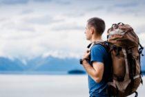 Турист, путешествие по работе