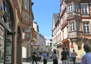 Жилые дома во Франкфурте
