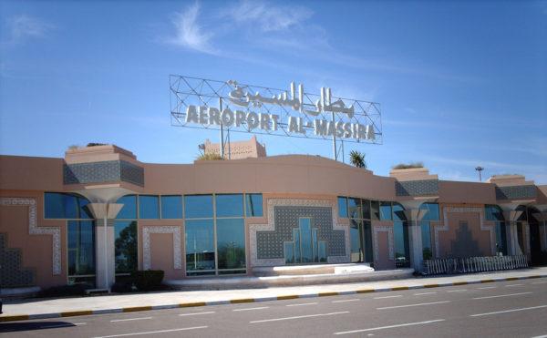 Аэропорт Аль Массира в Агадире, Марокко