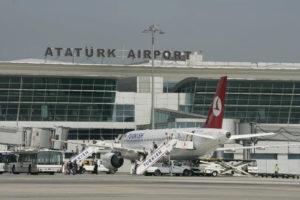 Аэропорт в Стамбуле - «Ататюрк»