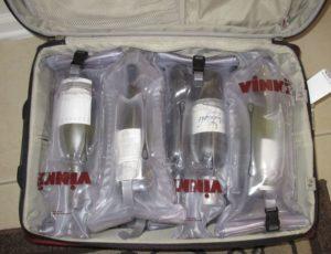 Алкоголь в ручной клади в самолете