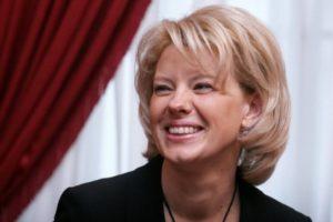 Астра Курме, посол Латвии в РФ