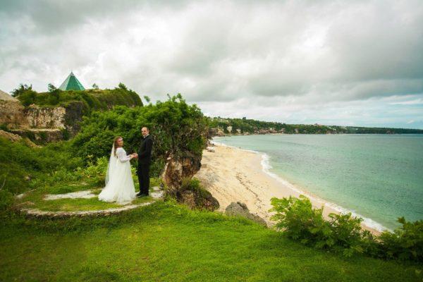 Бали - прекрасное место для свадебного путешествия и спортивного туризма