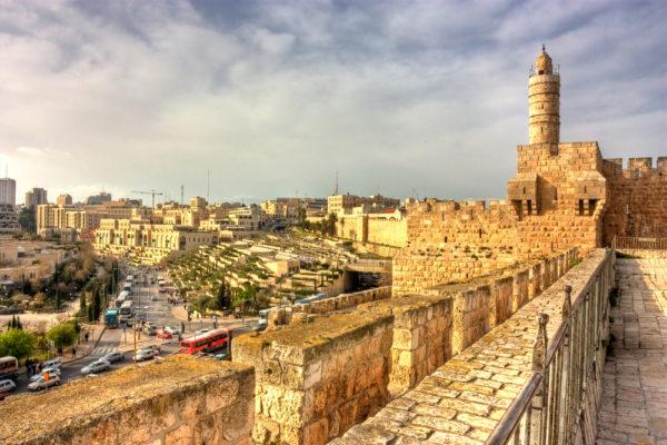 Башня Давида в Иерусалиме