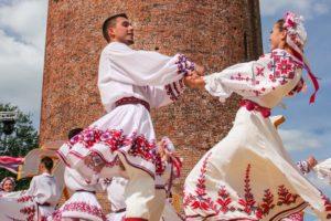 Беларуские супруги