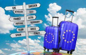 Безвизовые путешествия, свободный выбор места проживания и работы