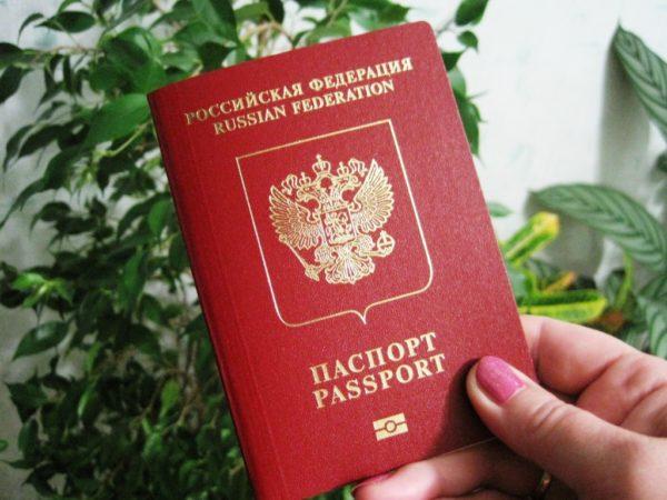 Биометрический паспорт российского стандарта