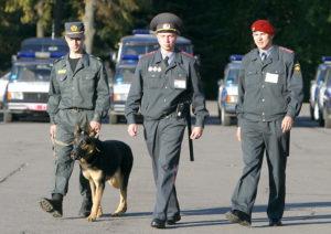 Сотрудники милиции должны будут покинуть службу
