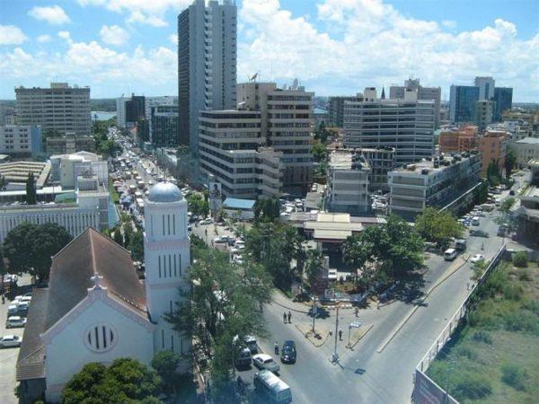 Дар-эс-Салам – историческая столица Танзании