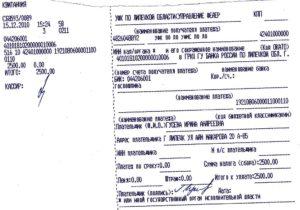 Если квитанция поддельная или у вас нет паспорта, госпошлину не вернут