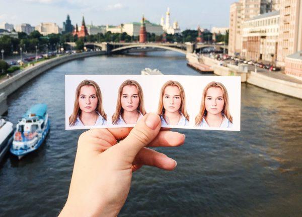 Фото для визы должно соответствовать стандартам ICAO