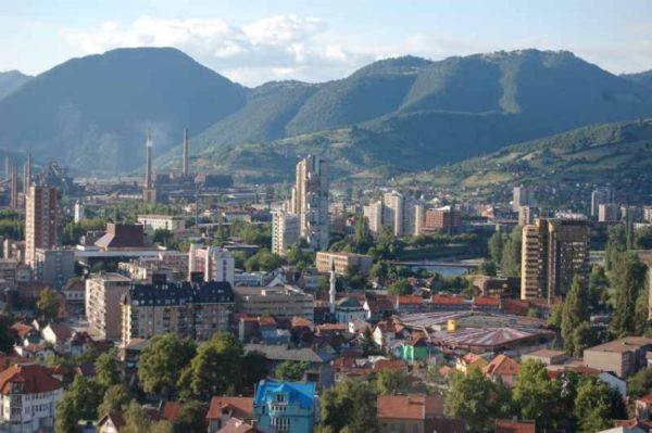 Город Зеница