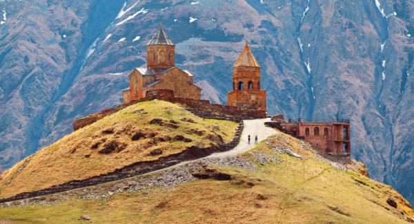 Гражданам РФ разрешено пребывание в Грузии без визы круглогодично