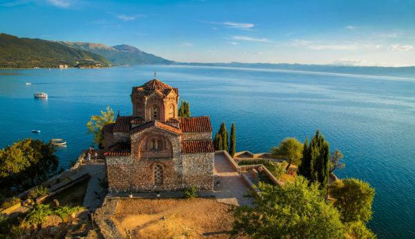 Храм в Македонии