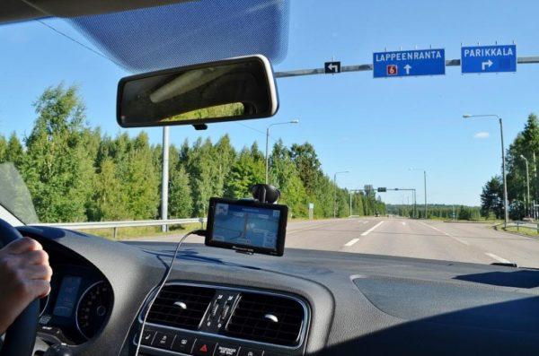 Путешествовать по Финляндии на собственном авто очень удобно — вы ни от кого не зависите