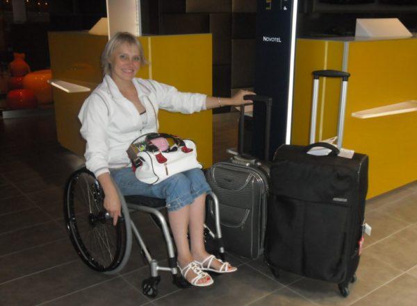 Инвалидам не нужно платить взнос