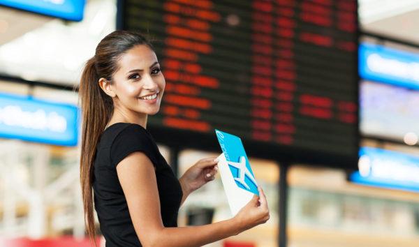 Как в аэропорту проходить регистрацию