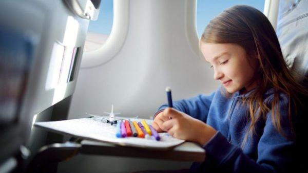 Как вести себя в самолете