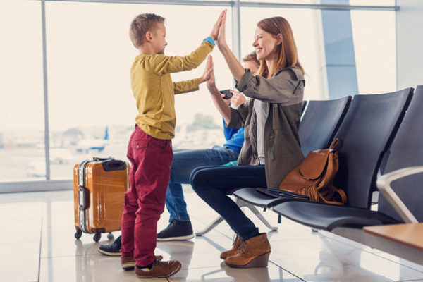 Как вывезти ребенка на отдых за границу