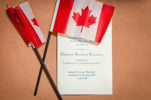 Канадское гражданство