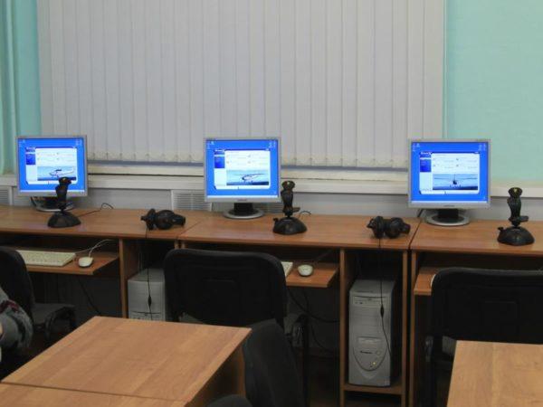 Компьютерные авиасимуляторы