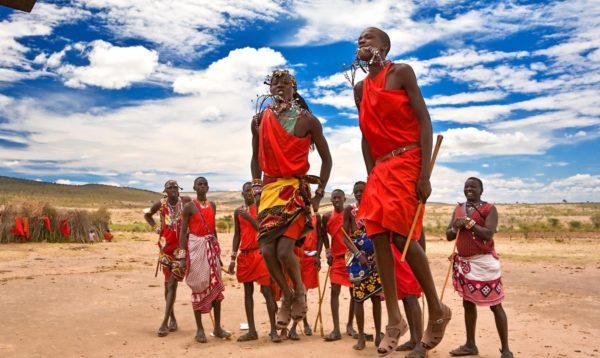 Коренное население Кении