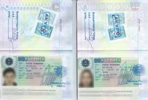 Краткосрочные визы в Грецию