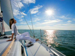 Круиз на яхте по Средиземному морю — морская сказка для любителей приключений
