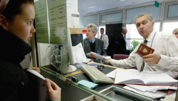 Личный визит в посольство или консульство