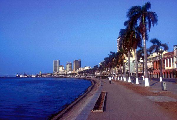 Луанда - столица Анголы