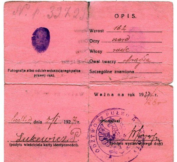 Акт, подтверждающий польское гражданство либо происхождение