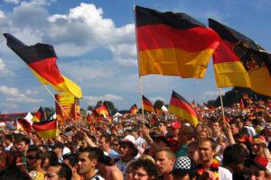 Люди в Германии педантичны и законопослушны