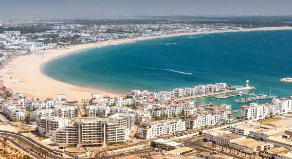 Изображение - Виза в марокко marokko-agadir-600x327