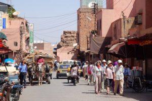 Марокко – это страна улыбчивых людей, глядящих на жизнь с радостью и надеждой