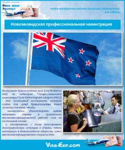 Новозеландская профессиональная иммиграция