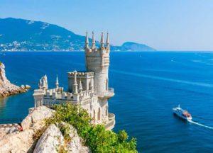 Один из самых известных и красивейших курортов Абхазии, на берегу Черного моря. Сказочная Гагра
