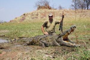 Охота в Зимбабве