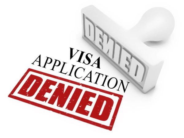 Отказ в визе бывает в крайних случаях