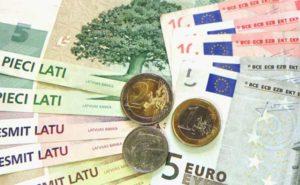 Открытие в банке расчетного счета с минимальной суммой 2500 евро