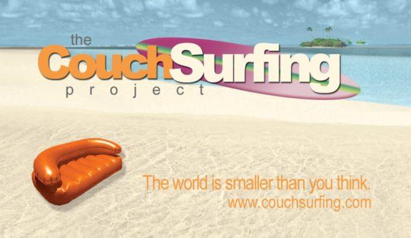 Пользоваться сайтом Couchsurfing.com достаточно легко
